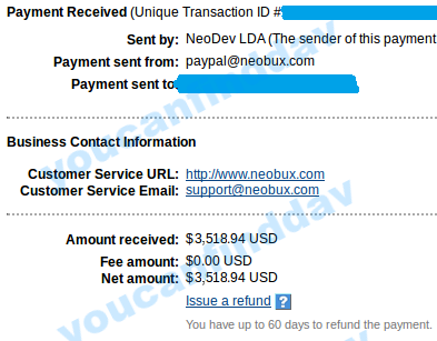 neobux payment