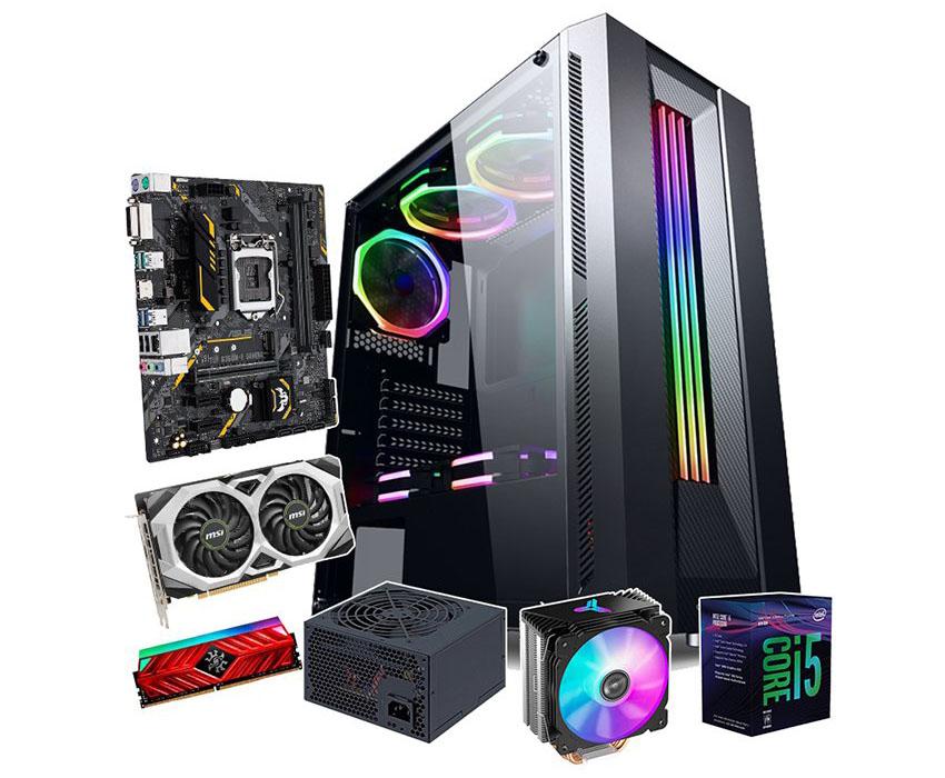 Các bộ phận bên trong PC