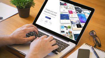 Ưu điểm của dịch vụ tạo website tự động