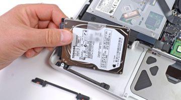 Khi nào nên thay ổ cứng?