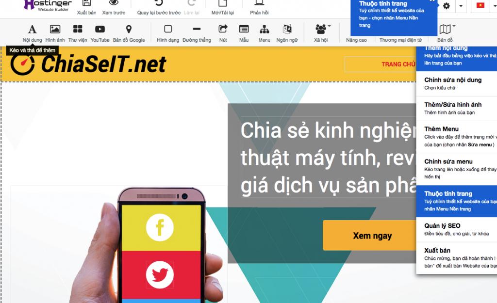 tao web hostinger